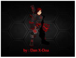 Cyborg Ripper by XionicDXelt