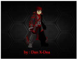 Xionic Naval Commander by XionicDXelt