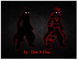 Shadow Ripper by XionicDXelt