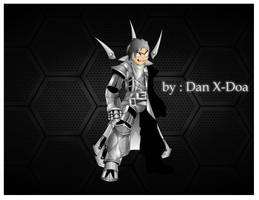 Full Metal Naval Commander + Accessories by XionicDXelt