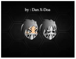 Full Metal Masks by XionicDXelt