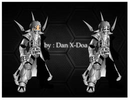 Complete Full Metal Naval Commander by XionicDXelt