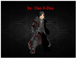 Dark Metal Naval Commander by XionicDXelt