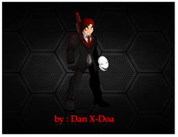 Tuxedo Ripper by XionicDXelt
