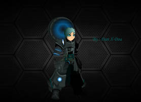 Spectral Naval Commander by XionicDXelt