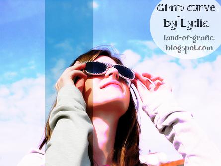 #3 Gimp curve by Lydialowa