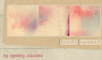 icon textures: sucre vanille by spookyzangel