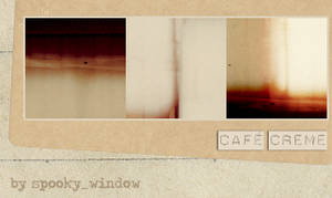 icon textures: cafe creme by spookyzangel