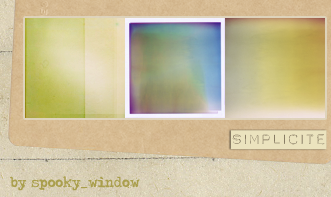 icon textures: simplicite by spookyzangel