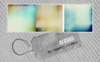 icon textures: evasion by spookyzangel