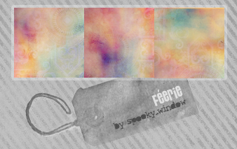 icon textures: feerie by spookyzangel