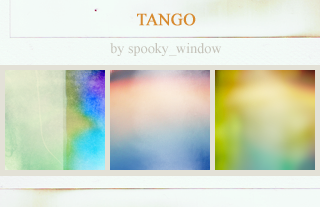 icon textures: tango by spookyzangel