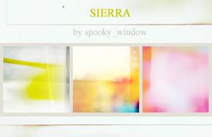 icon textures: sierra
