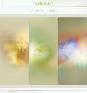 large textures : whiskey