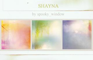 icon textures : shayna