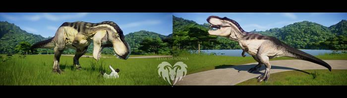 JWE Jungle and Savannah Rex + Download
