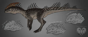 Dilophosaurus Mutation + FREE Base Download