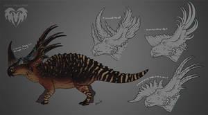 Styracosaurus Mutation + FREE Base Download