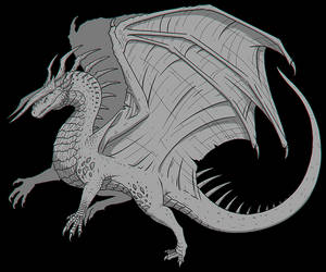 [May 2019] Free Dragon Base by LeviaDraconia