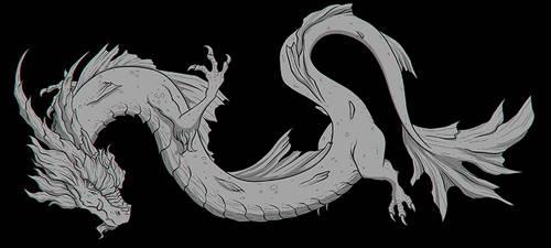 [May 2019] FREE Asian Dragon Base by LeviaDraconia