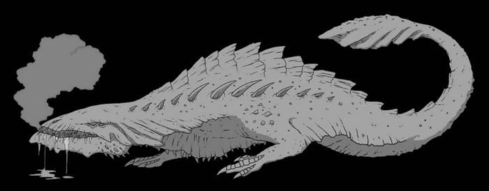 [June 2019] FREE Lindworm Dragon Base by LeviaDraconia