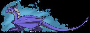 FREE Cartoony Dragon Template