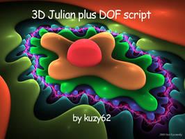 3D Julian plus DOF script