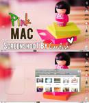 Pink Mac Screenshoot by Candush