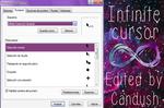 Infinite cursor by Candush.