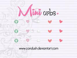 -MiniOrbs. by Candush