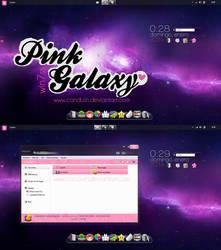 PinkGalaxy Ss by Candush