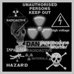 Warnings Brush Set