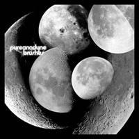 Moon Brush Set by anodyne-stock