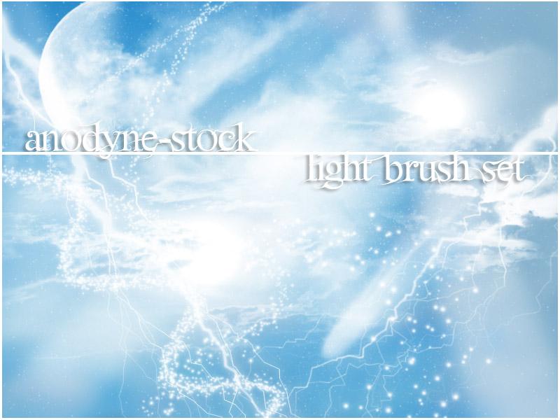 Light Brush Set