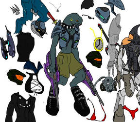 Elite Dress-Up Game by Methados