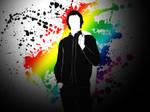 RainbowMan v.2 by Buxtheone