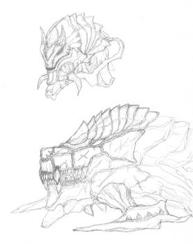 Creature Concept Attempt