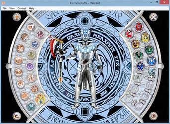 [FLASH] Kamen Rider Wizard v3,1 by crimes0n