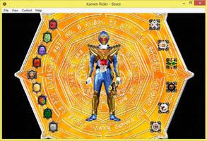 [FLASH] Kamen Rider Beast v2.0 by crimes0n