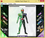 [FLASH] Kamen Rider W (Double) v1.8 beta