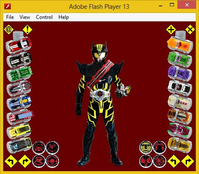 [FLASH] Kamen Rider Drive v 12.28.4