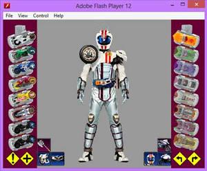 Kamen Rider Mach + Chaser v4.6.4 BETA