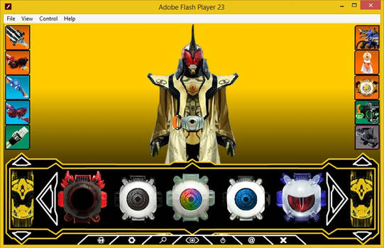 [FLASH] Kamen Rider Ghost v 7.36.16 BETA