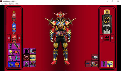 [FLASH] Kamen Rider Build v 5.35.14 BETA