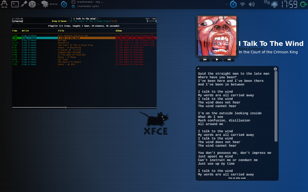 CoverGloobus x Slackware i686 by elleti-brainvision