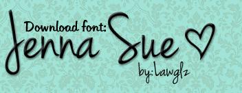 Font1 by LawGlz