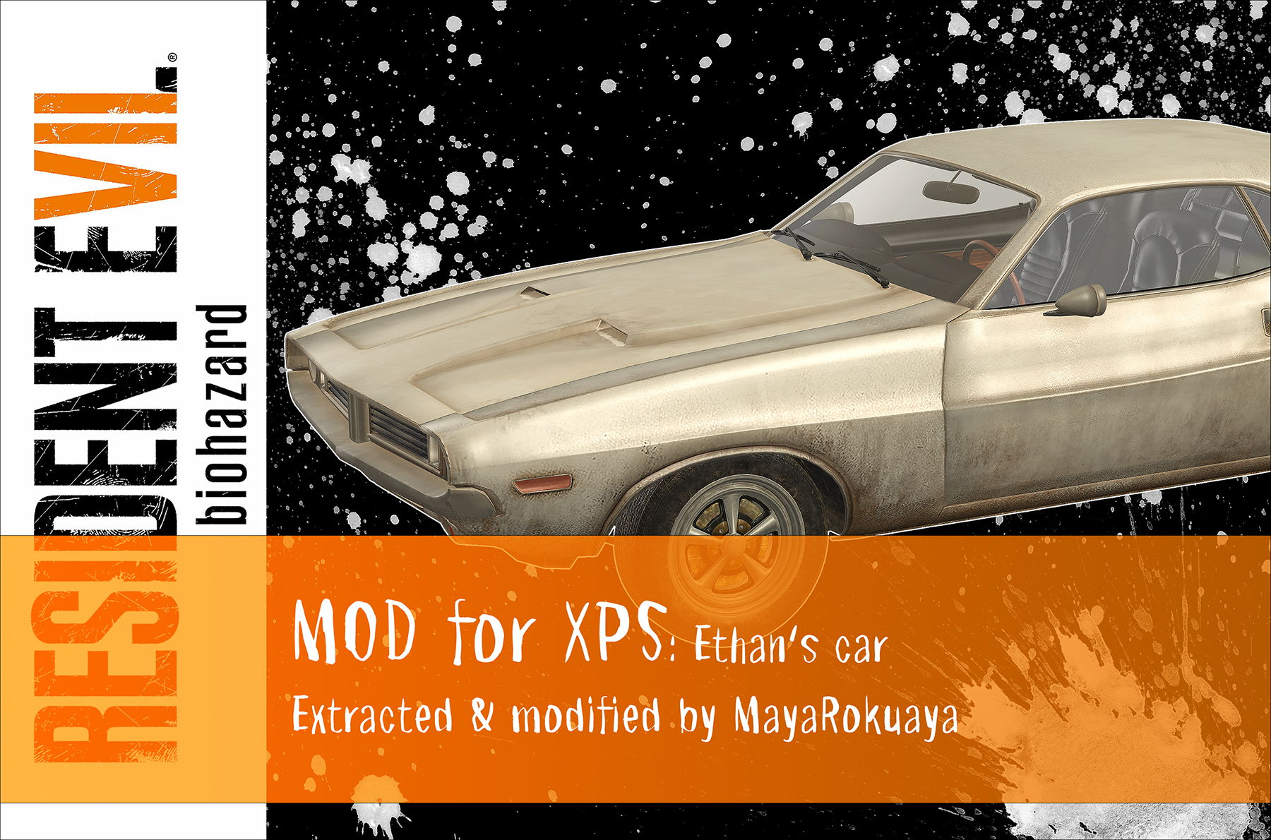 Mod For Xps Ethan S Car By Mayarokuaya On Deviantart