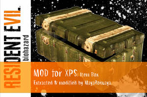 MOD for XPS: Item Box by MayaRokuaya