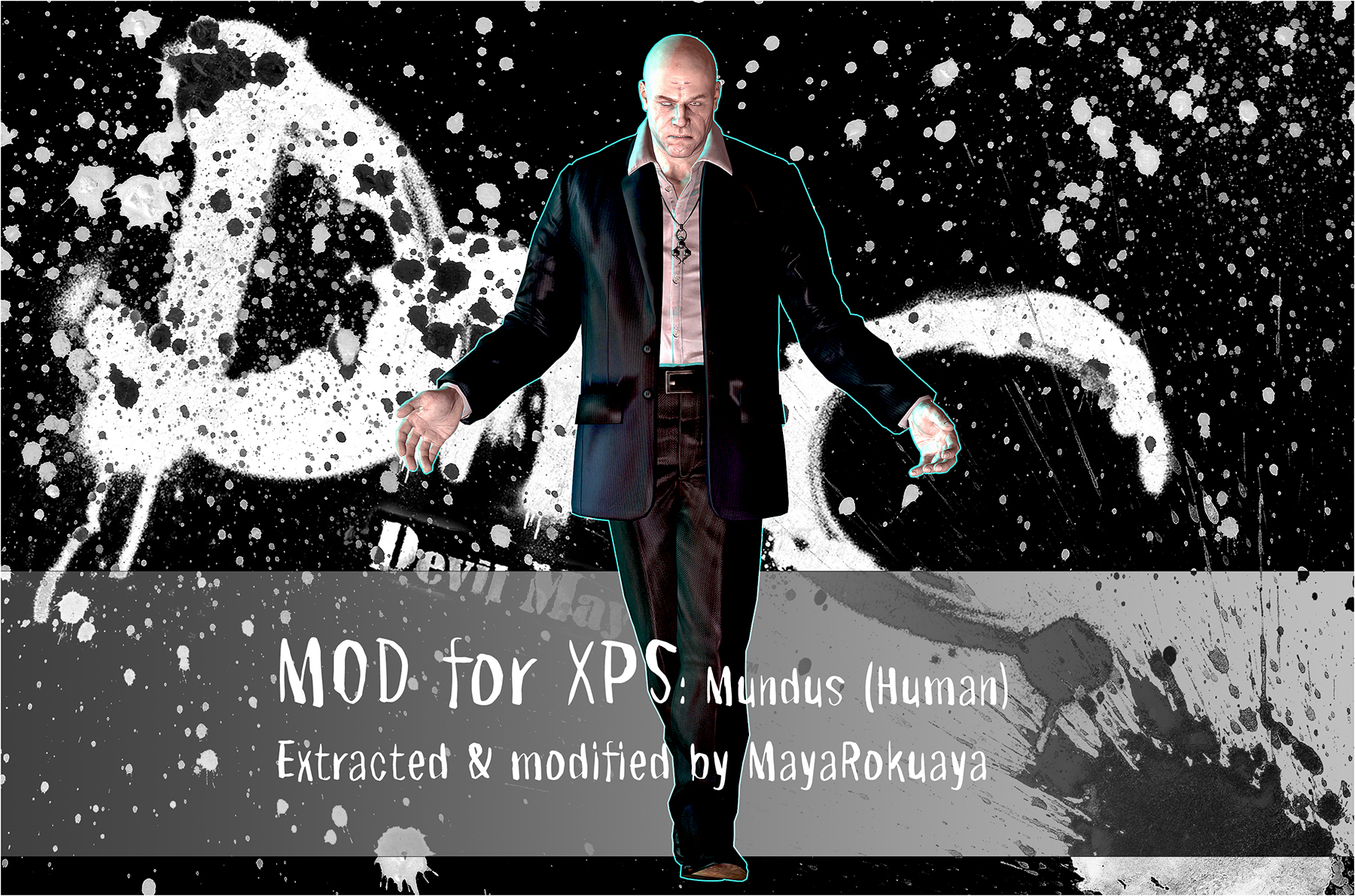 MOD For XPS: Mundus (Human) By MayaRokuaya On DeviantArt