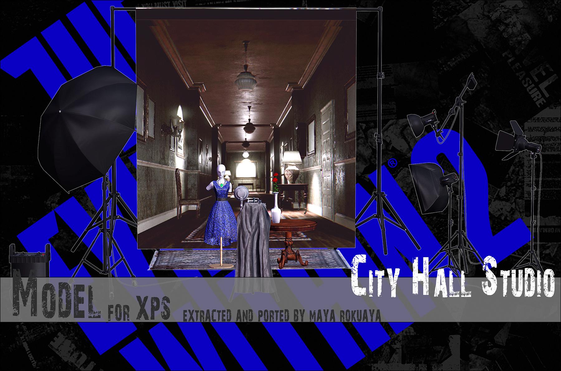 City Hall Studio By MayaRokuaya On DeviantArt
